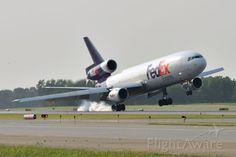Photo de FDX McDonnell Douglas DC-10 (N368FE) ✈ FlightAware