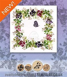 tapestry stamps - Google Search