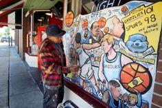 memphis mural artist - Google Search
