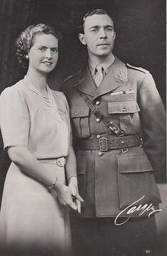 Crown Prince Gustaf Adolf and Crown Princess Sibylla of Sweden  (via http://www.flickr.com/photos/mrsfujita/8305785725/)