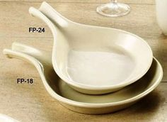 Yanco FP-12 Accessories Fry Pan Server 12 oz.