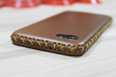 Description 100% handmade leather case Type : LG Q6/Q6+ leather skin case Country of origin : Italy Color : Various Material : Buttero leather(vegetable tanned) Handling time : 5~7 business day This Phone case is perfect fit for Q6/Q6+ Because of soft grip and luxurious color,