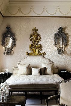 Coco Chanel's suite at the Ritz Hotel in #Paris | #Luxury #Travel Gateway VIPsAccess.com