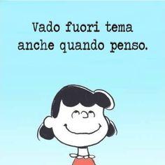 Lucy Van Pelt, Italian Memes, Peanuts Gang, Comics, Funny, Quotes, Kids, Fictional Characters, Instagram