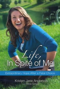 Does your Child Have thoughts of Suicide? Make sure you take time to talk to you pre-teen and teens about sadness, depression, and suicide. Also consider picking up a copy of Life, In Spite of Me. Your teen might need to hear this story of hope even more than you think.