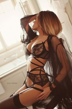 Oh how beautiful lingerie