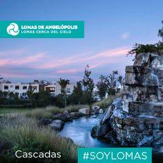 Soy natural. El paisajismo de Lomas está diseñado por expertos, para generar una convivencia familiar y comunitaria, a través de áreas deportivas y de entretenimiento. #SoyLomas