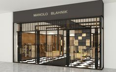 Manolo Blahnik is opening a new store at Marina Bay Sands in Singapore. Manolo Blahnik, Passion For Fashion, Singapore, Fashion Forward, Boutique, Sands, Marina Bay, Store, Asia
