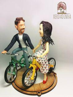 #verdadinhamodelos #biscuit #weddingcaketopper #topodebolo #casamento #noivinhos #bonecos