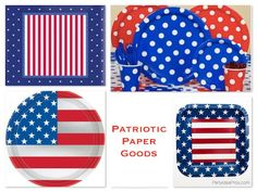 Make your Memorial Day extra special this year with the best red, white, blue, and all around patriotic party supplies. Patriotic Costumes, Patriotic Party, Patriotic Decorations, Displaying The American Flag, Memorial Day Celebrations, 4th Of July Photos, White And Blue Flowers, Party Kit, Wreath Crafts
