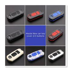 new multi color style Mazda 3 car Key cover Mazda Cx3, Mazda 3 Sedan, Mazda 3 Hatchback, Mazda Cx5 Accessories, Car Key Fob, Car Mods, Car Storage, Car Covers, Mazda6