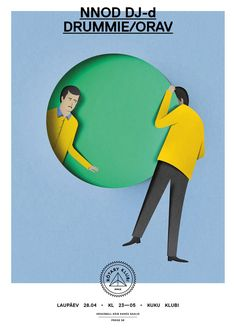 Rotary Klubi by Eiko Ojala #illustrazione #cover #carta #grafica