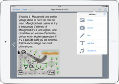 App Smashing Book Creator and Paper by 53: This would be great for a Student Art Journal too!