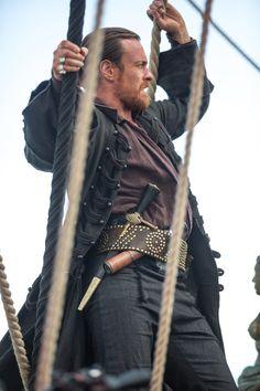 Black Sails - captain James Flint