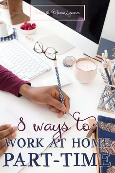 As it turns out, there is plenty of opportunity to go around regardless of your desired hourly commitment. Here's how you can make money working from home part-time. Work From Home Jobs, Make Money From Home, How To Make Money, How To Become, Marketing Jobs, Affiliate Marketing, College Essay Tips, Home Blogs, Find Work