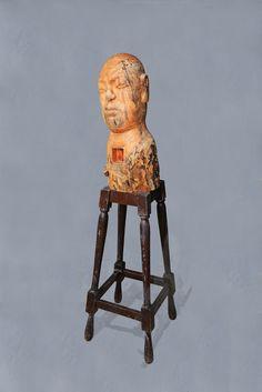 LUIS DESENHA: Sculptor   Beatriz Cunha   Escultura: Heroon