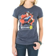 Ladies Wasteland Workshop T-Shirt