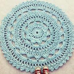 crochetesymas: Mi colección de alfombras