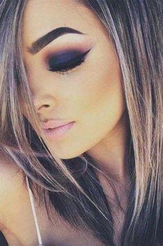 30 hottest Smokey Eye Makeup Ideas