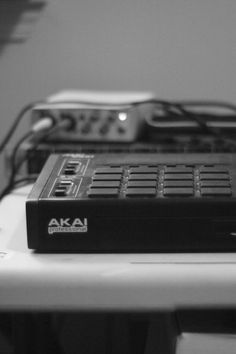 MPC 1000 close-up #bnw