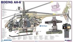 Boeing AH-6i Cutaway Poster - Pictures  Photos on FlightGlobal Airspace