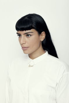 Sevdaliza / photography by Marc Deurloo Big Nose Beauty, By Any Means Necessary, Celebrity Photography, Dark Beauty, Afro Hairstyles, Woman Face, Dark Hair, New Hair, Beauty Women
