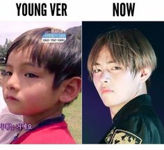 Still young and cute
