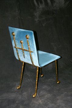 """""""Ever"""" chair by Mattia Bonetti"""