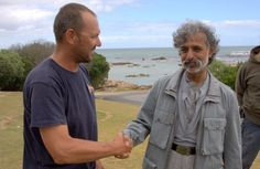 Sheikh Nahayan Mabarak Al Nahayan with Mike Rutzen The Great White, Great White Shark, Shark Cage, Shark Conservation, Shark Diving, Wall Of Fame, My Friend, Friends, Documentaries