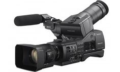 Sony NEX-EA50EH NXCAM Large Format Sensor camcorder with E-mount lens system