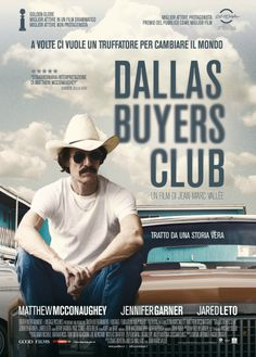 Dallas Buyers Club, dal 30 gennaio al cinema.