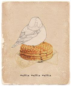waffle waffle