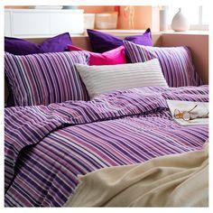 King Duvet, Queen Duvet, Quilt Cover, Duvet Cover Sets, Linen Bedding, Lilac, Pillow Cases, Home