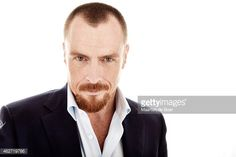 Toby Stephens poses for a portrait during the Winter TCA panel for 'Black Sails' for the Starz network at the Langham Huntington Hotel & Spa on January 2015 in Pasadena, California. Get premium, high resolution news photos at Getty Images Captain Flint, Toby Stephens, Star Wars, Black Sails, Hubba Hubba, Hotel Spa, Barber Shop, Redheads, Beautiful Men