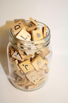 Personalized Magnet Set Scrabble Magnet by HidingPlaceBoutique Alphabet Magnets, Kids Magnets, Wedding Favours Magnets, Wedding Favors, Wedding Decor, Scrabble Letters, Scrabble Tiles, Scrabble Wedding, Reception Games