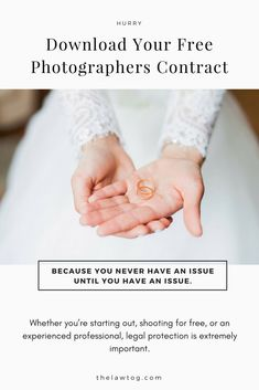 Free Business Contract How Using Photography Contract Templates Can Save You Money .