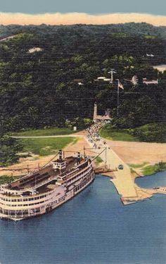 Island Queen Coney Island Dock