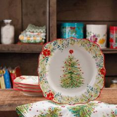 Shop for Pioneer Woman Dinnerware. Buy products such as The Pioneer Woman Dinnerware Set, Walmart Exclusive at Walmart and save. Pioneer Woman Dishes, Pioneer Woman Kitchen, Pioneer Woman Recipes, Pioneer Women, Christmas China, Christmas Dishes, Christmas Time, Christmas Dinnerware, Christmas Glitter