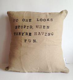 Handmade Linen Pillow Case  Linen Bedding  by CasaAndCo on Etsy, $45.00