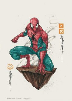 SpiderMan_Clog Two