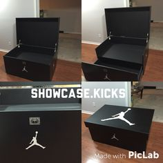 large jordan shoe box nz