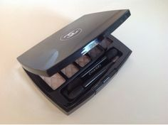 CHANEL Holiday 2013 Ombré Matelassées Eyeshadow Palette ~ A Little Pop of Coral