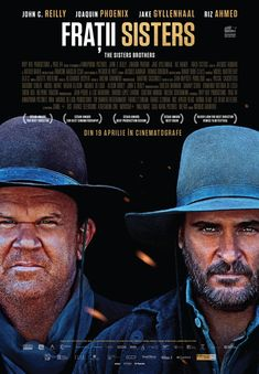 Les Frères Sisters is a movie starring John C. Reilly, Joaquin Phoenix, and Jake Gyllenhaal. In Oregon, the infamous duo of assassins,. 2018 Movies, Top Movies, Movies To Watch, Movies Online, Joaquin Phoenix, Jake Gyllenhaal, Hindi Movies, Kermit, Streaming Vf