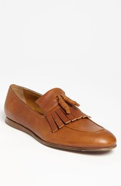 Prada Kiltie Loafer available at #Nordstrom