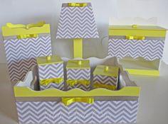 decoração de quarto de bebe amarelo e cinza - Pesquisa Google