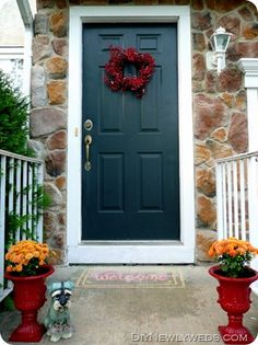 looking for a new front door color