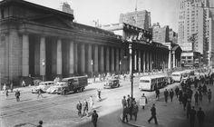 Pennsylvania Station, New York City. 1936