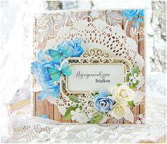 Witajcie kochani !!! Dzień Babci i Dziadka już w sobotę i w ramach inspiracji na blogu Scrap & Craft przygotowałam piękną kartkę. Wy...