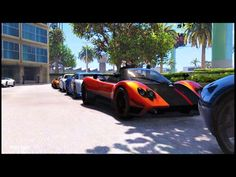 Fastest Supercars Gta Best Fully Upgraded Cars Top