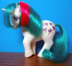Do you remember receiving or buying a My Little Pony for someone you love at Christmas?  90s throwback. #12daysofjoy  #day8